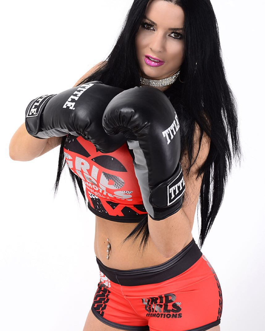 Ring Girl - Shoot