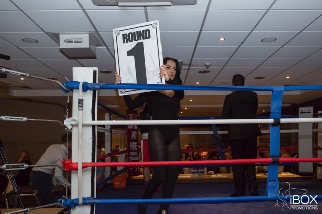 iBox Promotions – Fight Night – 7th November 2015