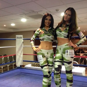 Ibox Promotions – Help For Heroes – Charity Fight Night – 26th Feb 2016