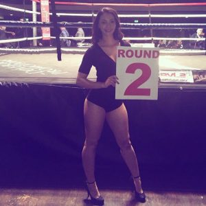 Ring Girl – Dove Promotions – He Who Dares – 30th April 2016