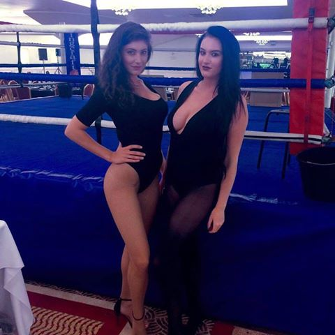 Ring Girls – Charity Event – Luton – Saturday August 13th