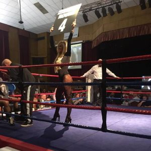 Ring Girls – Fc Promotions – Gateshead – 16th September 2016