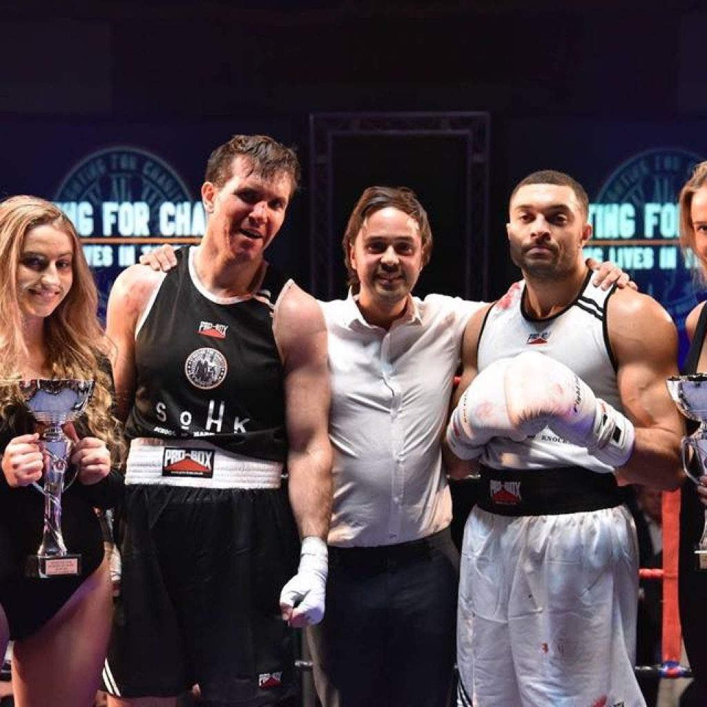 Fighting For Charity – York Hall – 23rd November 2017