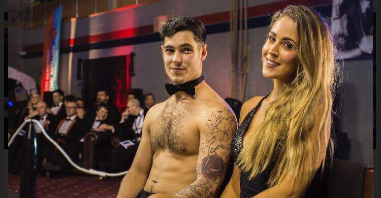 GG UK  Boxing Ring Girls & Boys, MMA Cage Girls & Boys and Hostess & Host Hire
