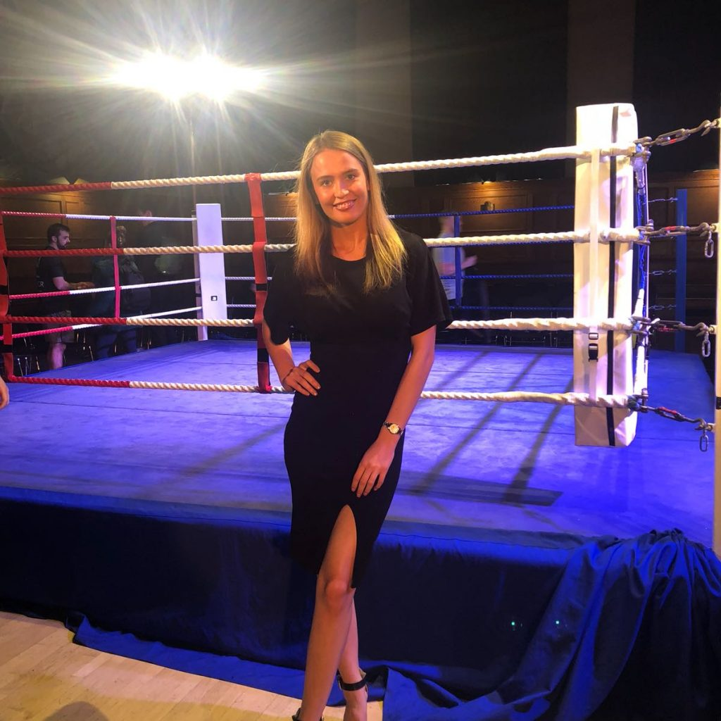 Ring Girls – My Manor London – Cecil Sharp House – 26th April 2018