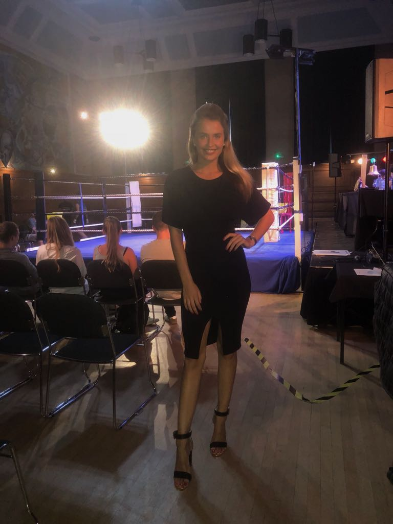 Ring Girl – My Manor London – Cecil Sharp House – 12th July 2018