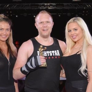 Ring Girls – Fightstar London – The Dome – 8th March 2019
