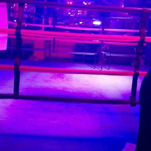 Ring Girl – Infernos, Clapham – 22nd March 2019