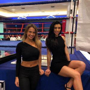 Ring Girls – Arc Promotions – Colchester – 6th April 2019