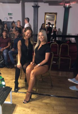 Ring Girls – Fight City Gym – Irish Centre, London – 4th July 2019