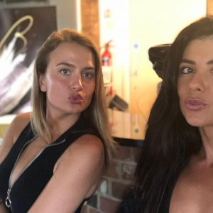 Ring Girls – Iba Boxing – Boatyard, Essex – 21st June 2019