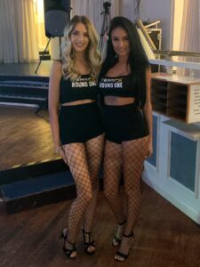 Ring Girls – Teamfx – Runcorn, Cheshire – 11th October 2019