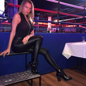 Ring Girls – Private Boxing Event – Butlins, Bognor Regis – 29th November 2018