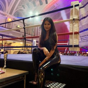 Ring Girls – Muay Thai Promotions – Stoke – 20th April 2019